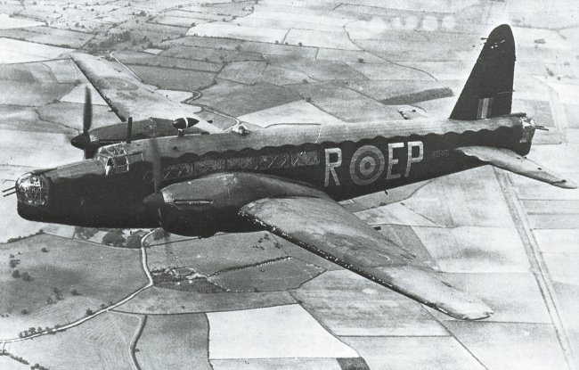 Vikers-Armstrong Wellington Mk Ic